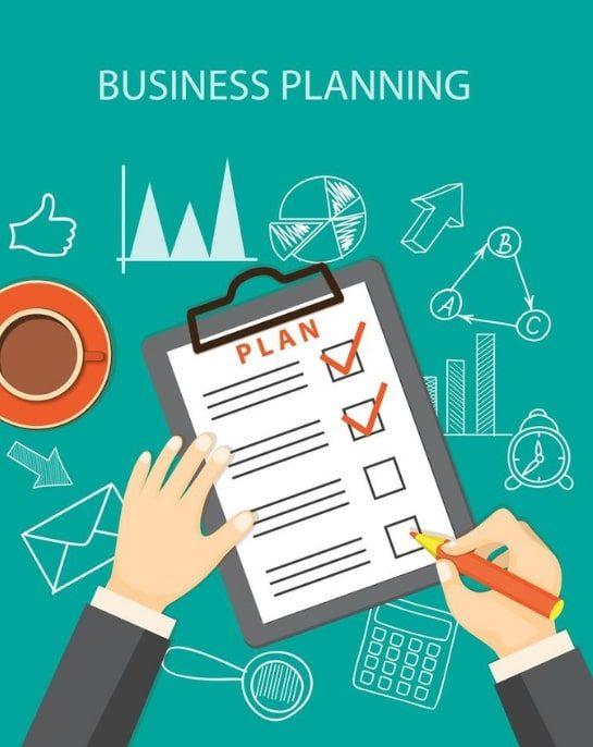 strategic business plan process