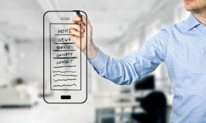 mobile-friendly website